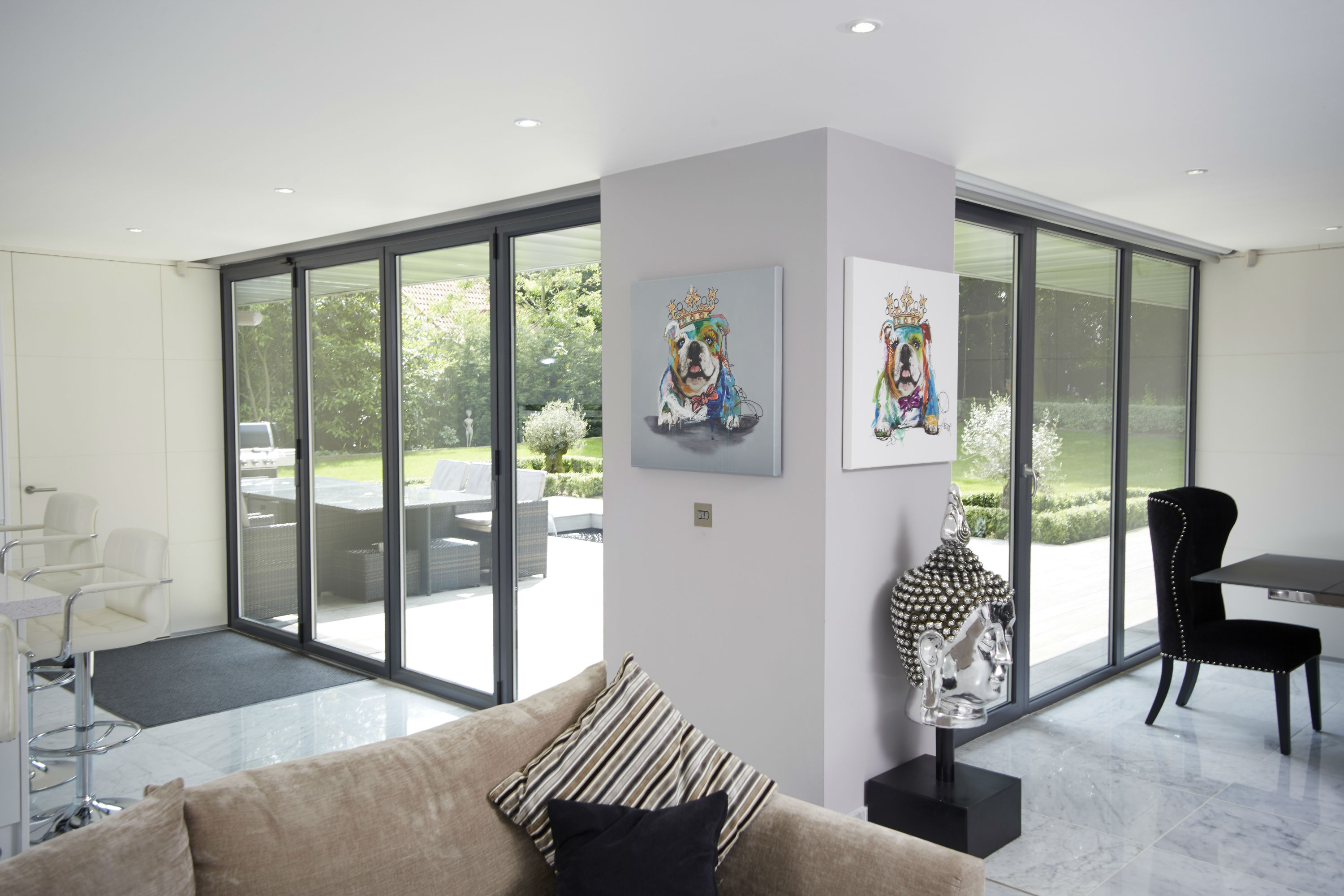 Bifold doors by EYG 11