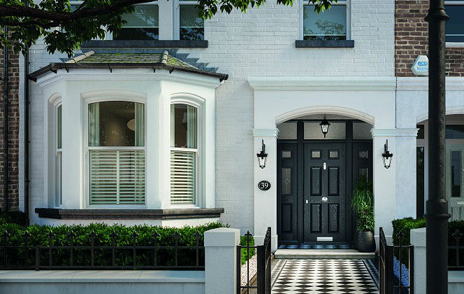 Composite doors vs UPVC: Which is best for you?
