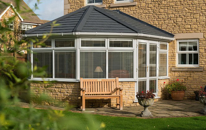 How much does it cost to put a tiled roof on a conservatory?