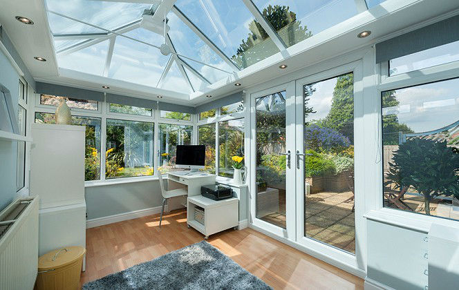Are orangeries cold in winter?