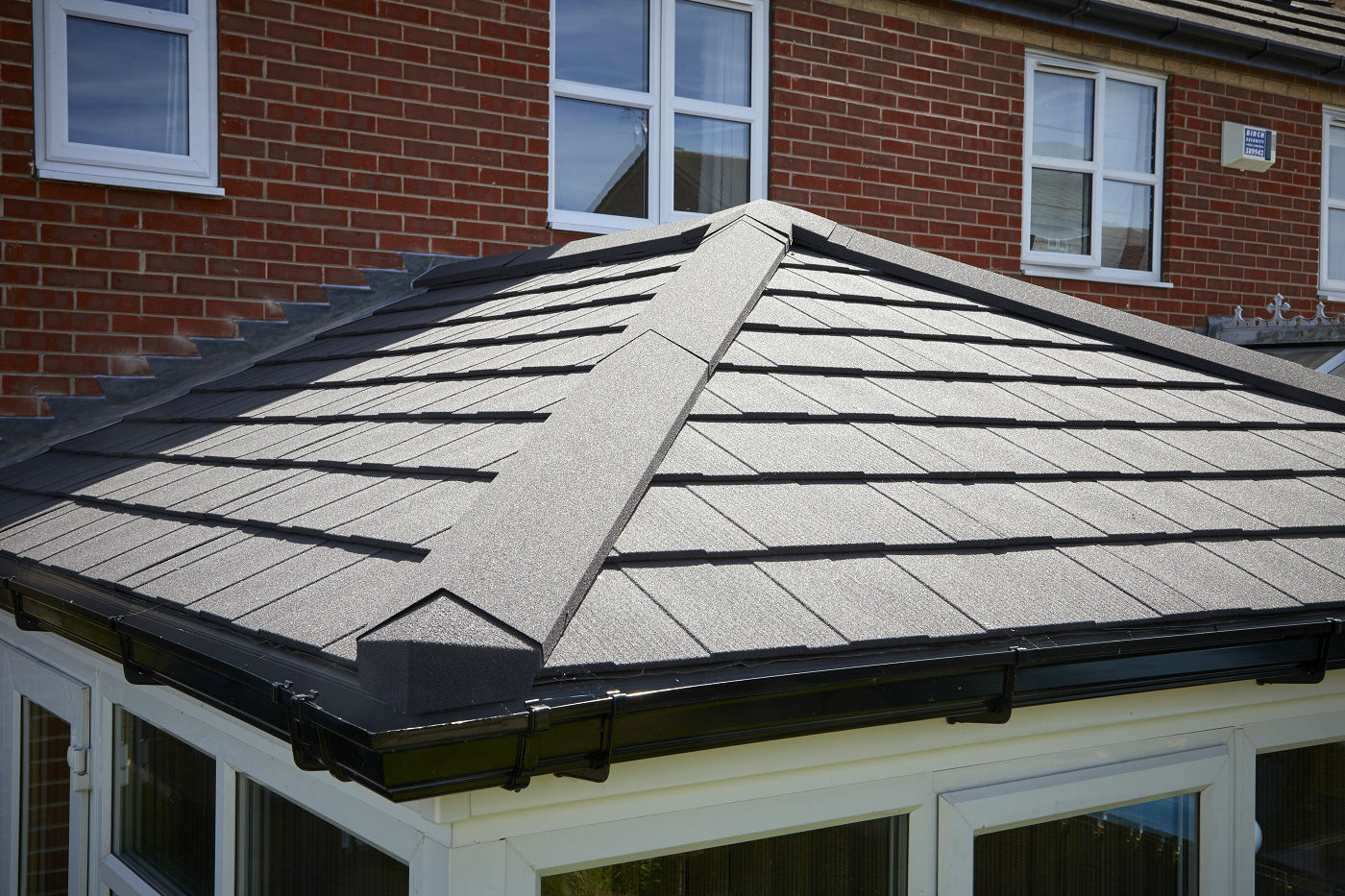 Tiled Conservatory Roof by EYG