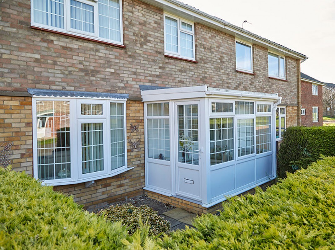 Porches | Buy now, pay later on GRP Front Door Canopies | EYG