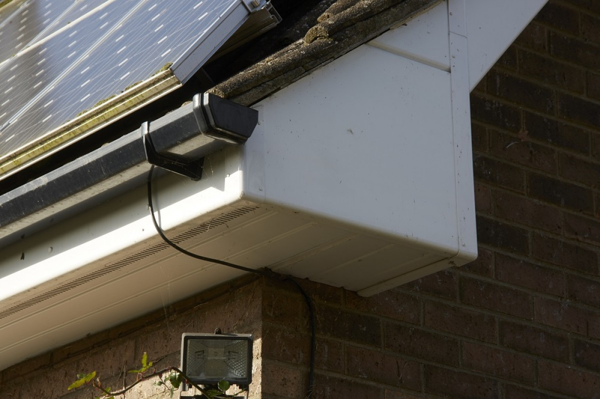 Fascias and soffits | Buy now, pay 2019 | EYG - fascias and soffits ...