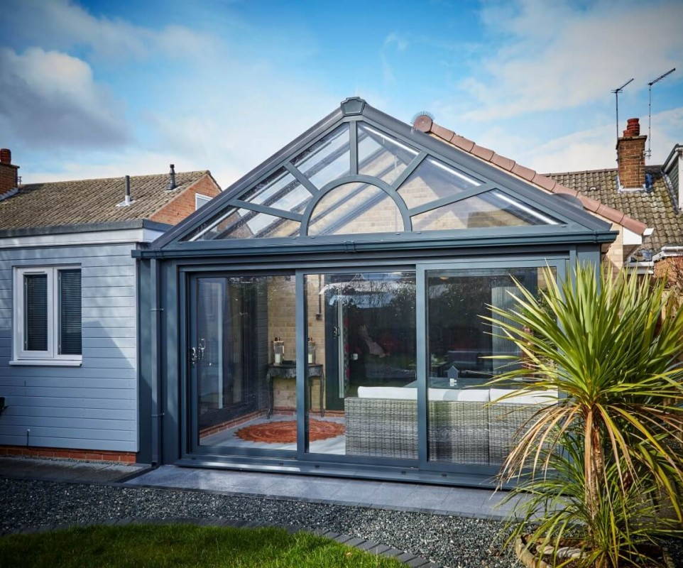 Gable End Conservatory Designs   Ideas & Pictures Gallery ...