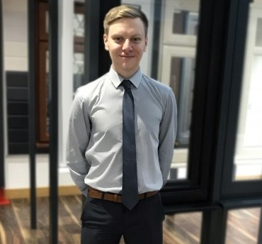 Model apprentice Joe rewarded with key new role