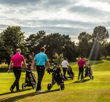 Thousands raised from Golf Day hosted by EYG and HEY Smile Foundation at Hull Golf Club