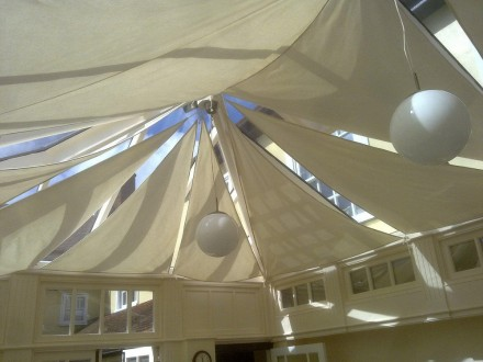 Three simple ways to insulate a conservatory roof eyg est 1970 a conservatory roof depending on your budget and needs however you may be surprised to know that drastic changes are not necessarily needed to make mozeypictures Image collections