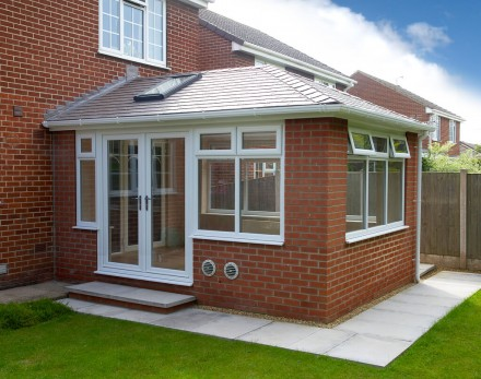 How much does it cost to put a tiled roof on a conservatory? | EYG
