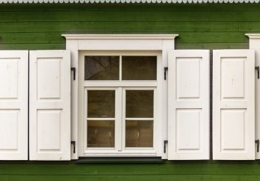 Wooden Sliding Sash